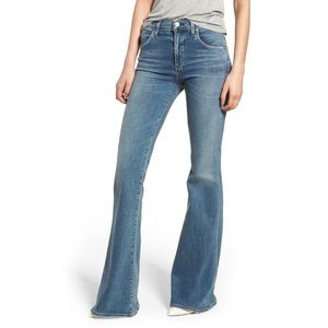 Citizen Of Humanity Chloe Super Flare Jeans